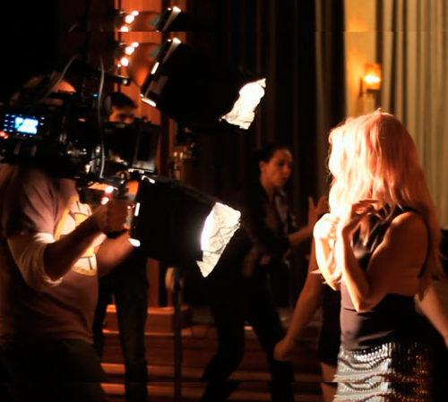 Este es el detrás de cámaras del vídeo de Chantaje de Shakira con Maluma