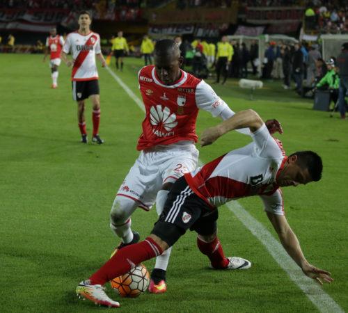 River Plate le ganó 2-1 a Santa Fe y es bicampeón de la Recopa Sudamericana