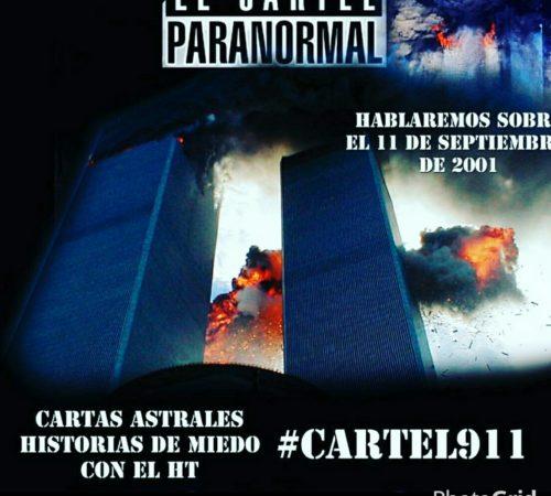 CARTEL PARANORMAL 11 De Septiembre Cartas Astrales