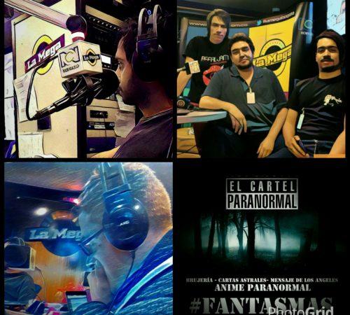 CARTEL PARANORMAL 15 DE Septiembre  Sabes qué es el Anime Paranormal?