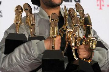 Los colombianos nominados a los premios Billboard