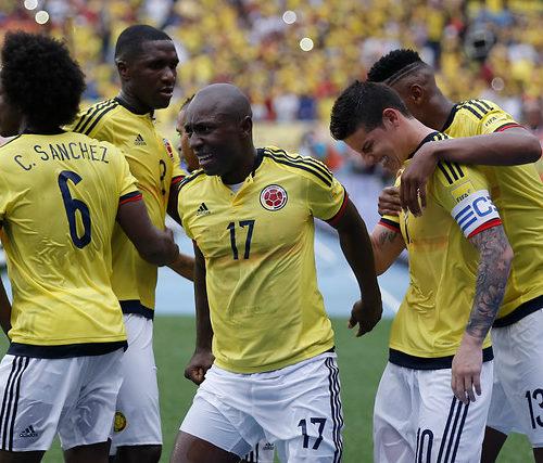 [FOTOS] Se filtró la posible camiseta de la Selección Colombia para 2018