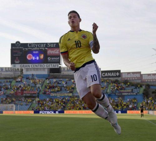 ¿Quién es el chef al que le dedicó el gol James Rodríguez?