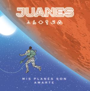 Juanes 'Mis Planes son Amarte' sobrepasa los 200 mil álbums a nivel mundial