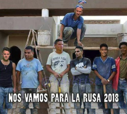 Aquí los memes más ranqueados luego de la clasificación de Colombia al mundial