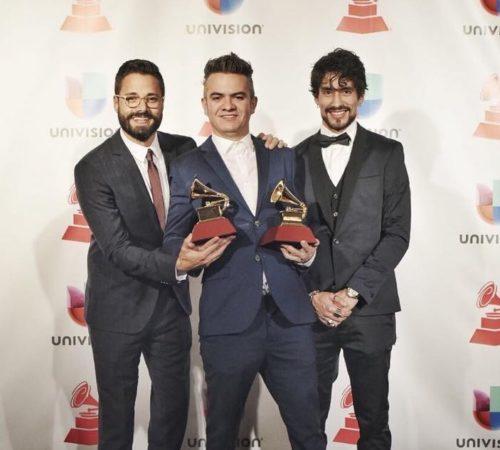 Colombianos ganadores en los Grammy