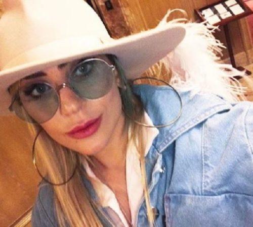Lady Gaga y su sexy destape en las playas de Miami