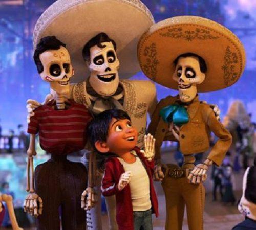 Gael García Bernal y Natalia Lafourcade cantarán la canción de 'Coco' en los Óscar
