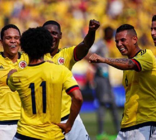 Colombia quedó en el puesto 13 del ránking 2017 de la FIFA