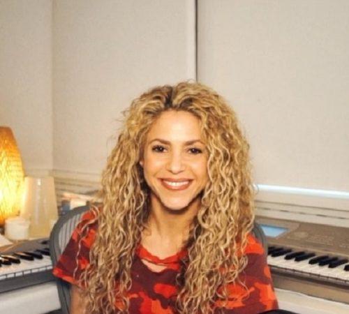 Shakira celebró su premio Grammy con este emotivo mensaje