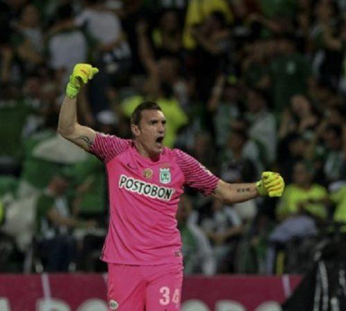 Franco Armani explicó por qué quiere dejar Atlético Nacional