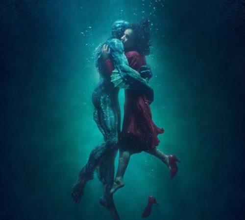'La forma del agua' lidera las nominaciones a los Óscar