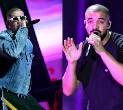 Bad Bunny y Drake se traen algo entre manos