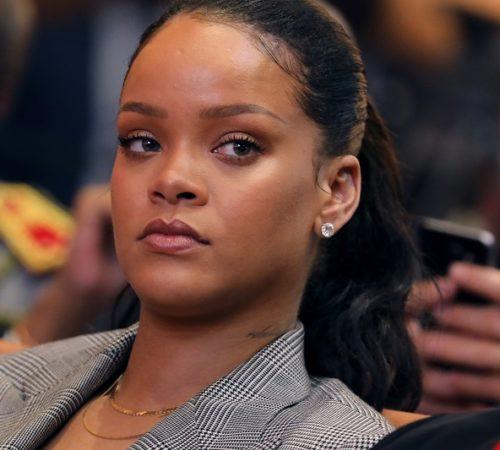 Rihanna explota contra Snapchat y le declara la guerra