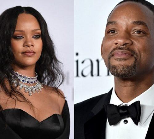 ¿Rihanna y Will Smith son familia?