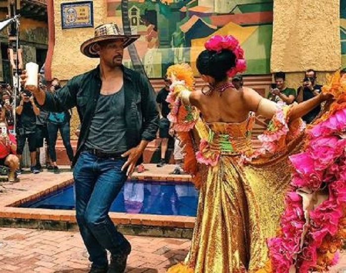 Will Smith resume su viaje a Cartagena en un emotivo video