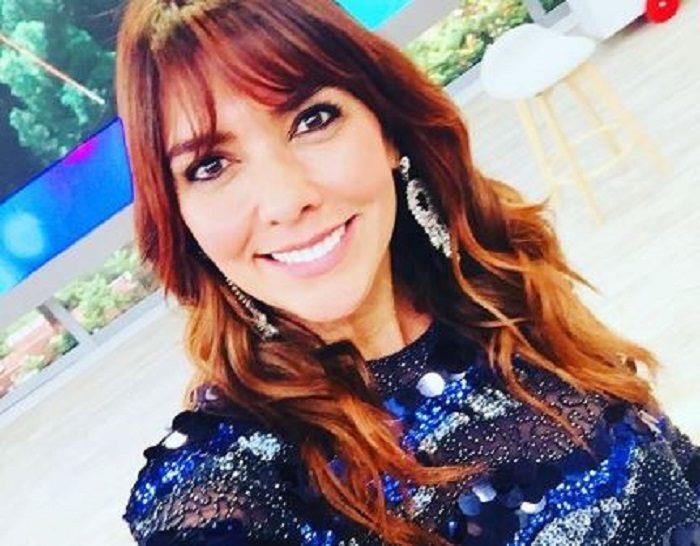 Presentadora Mónica Rodríguez denuncia acoso de hombre que le envía fotos íntimas