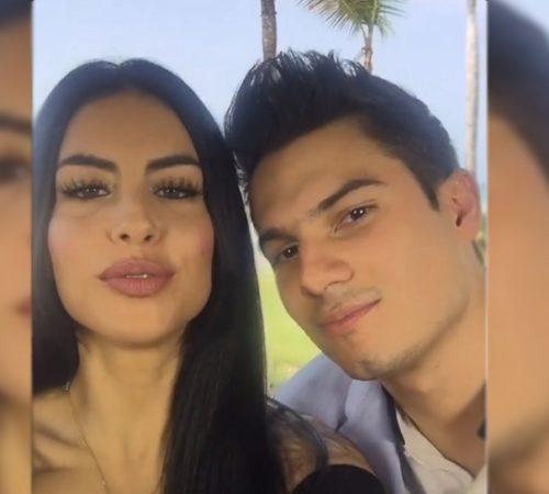 La foto que encendió rumores de reconciliación de Jessica Cediel y Pipe Bueno