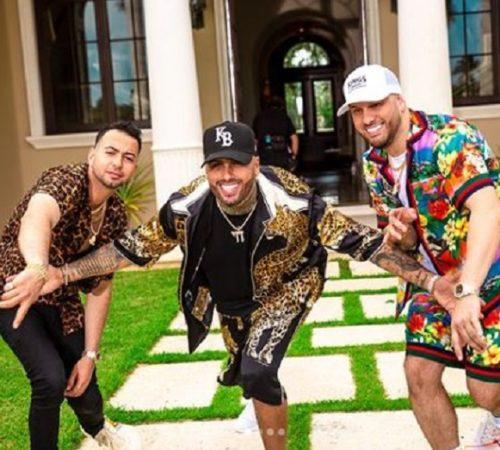 Valentino, Nicky Jam y Justin Quiles se unen en 'Tú y Yo'