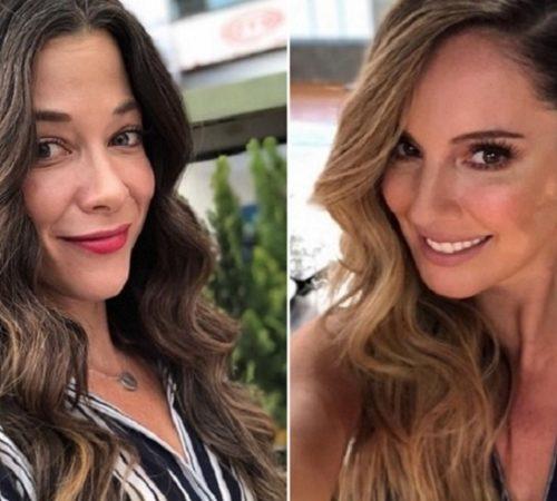 Esto dijo Claudia Bahamón sobre su 'encontrón' con Estefanía Borge en MasterChef