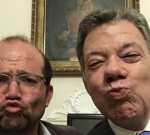 ¿Juan Manuel Santos ahora será youtuber?