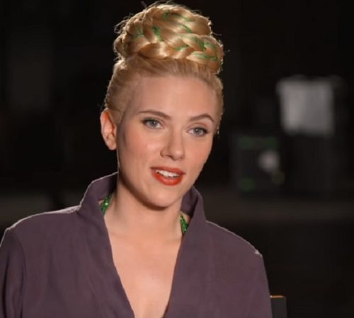 Scarlett Johansson es la actriz mejor pagada del año, según Forbes