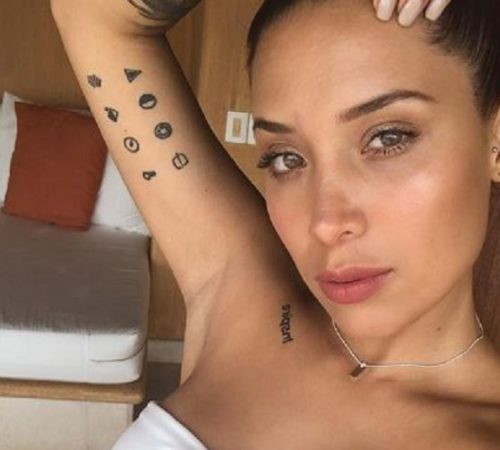 Luisa Fernanda W subió la temperatura con provocativas fotos en bikini