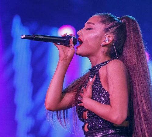 Ariana Grande y su primera reacción tras la muerte de su exnovio