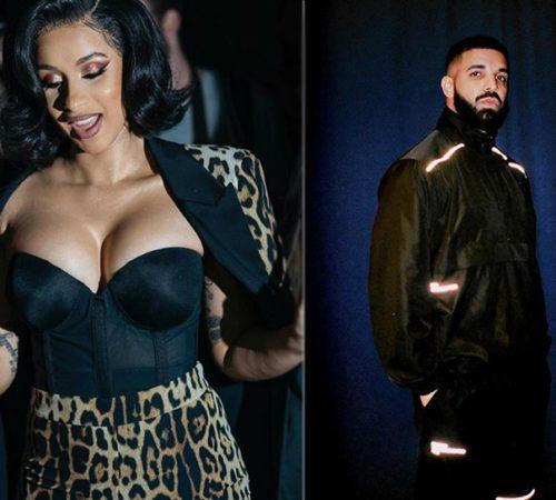Cardi B y Drake lideran las nominaciones de los American Music Awards
