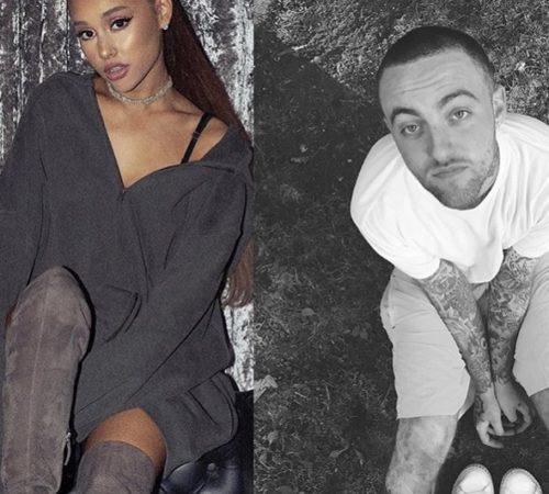 Ariana Grande publicó un conmovedor mensaje sobre su exnovio Mac Miller