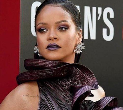 Rihanna fue nombrada embajadora de Barbados