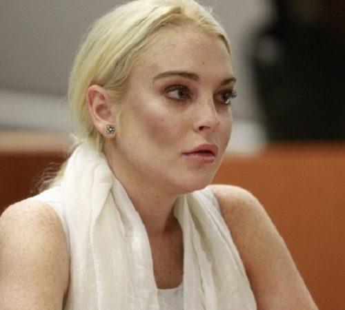 Lindsay Lohan protagoniza una nueva polémica por culpa de este video