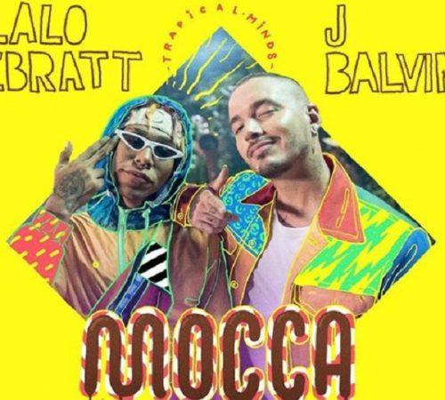 Lalo Ebratt y J Balvin generan debate en las redes por el remix de 'Mocca'