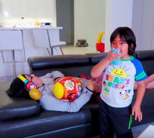 Niño de siete años es el youtuber mejor pagado de 2018