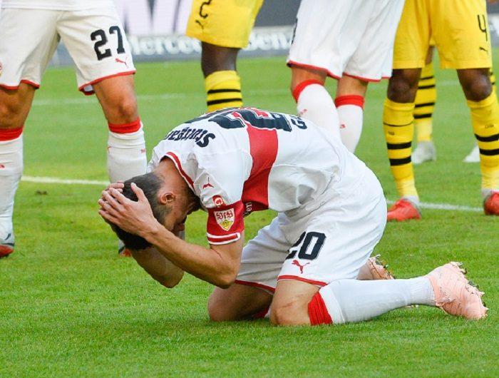 Padre del capitán del Stuttgart murió en el estadio tras verlo jugar