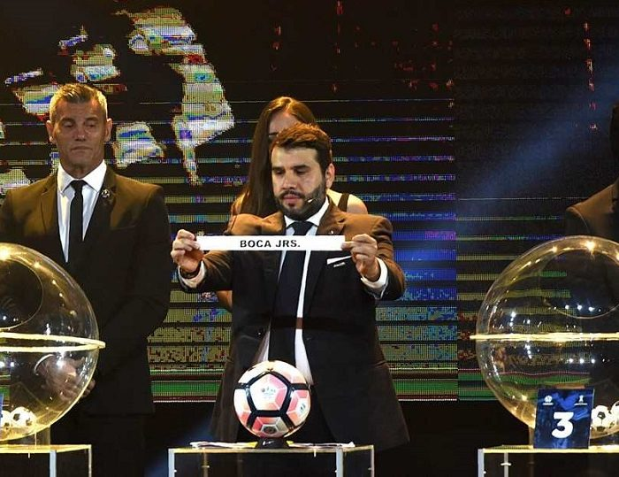 Así se jugará la Copa Libertadores 2019