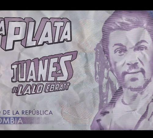 Juanes explora el vallenato en 'La Plata', su nuevo sencillo