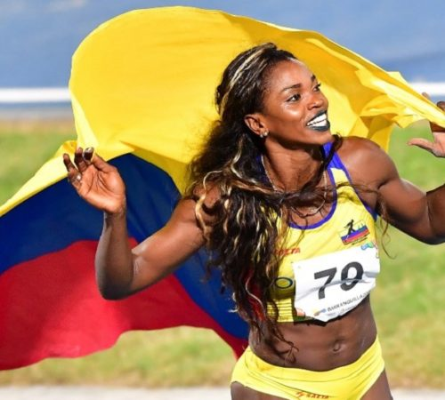 Revista Sports Illustrated elogia a Caterine Ibargüen