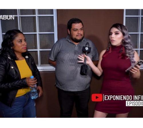 El canal mexicano caza infieles que es todo un éxito en YouTube