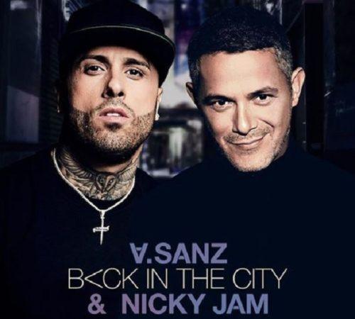 Alejandro Sanz y Nicky Jam se preparan para estrenar una colaboración