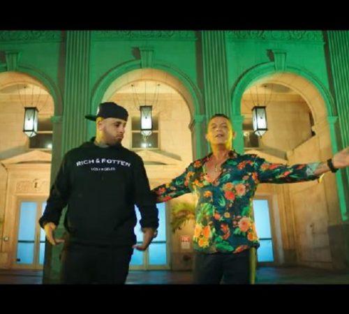 Así suena 'Back in the city', lo nuevo de Alejandro Sanz y Nicky Jam
