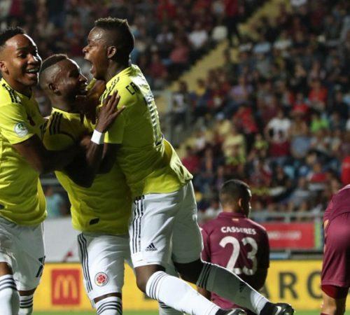 Selección Colombia clasificó al Mundial Sub 20 de Polonia