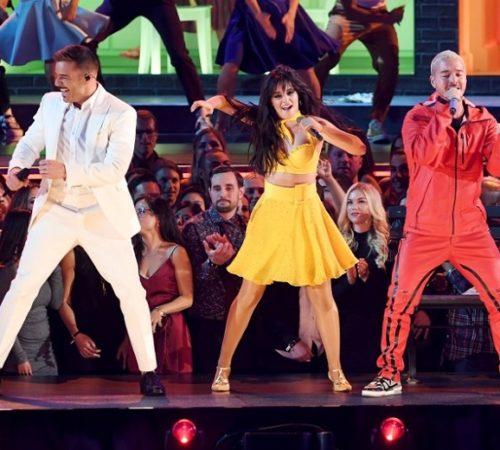 J Balvin, Camila Cabello y Ricky Martin le pusieron sabor latino a los Grammy