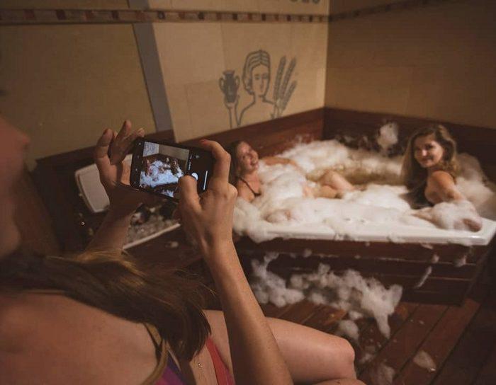 Este es el spa perfecto para los amantes de la cerveza