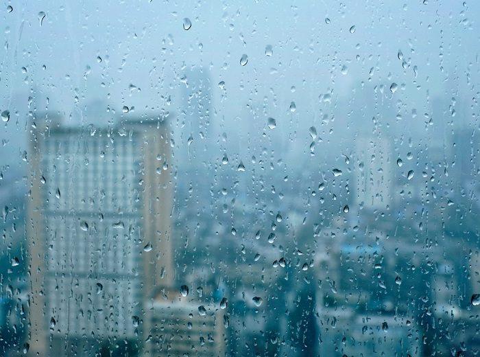 ¿La lluvia puede ayudar a limpiar el aire?