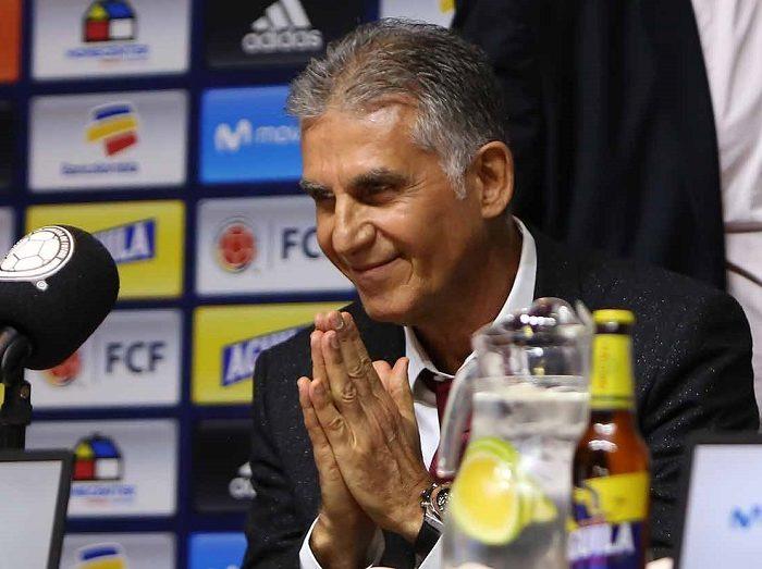 Este es el cuerpo técnico que acompañará a Queiroz en la Selección Colombia
