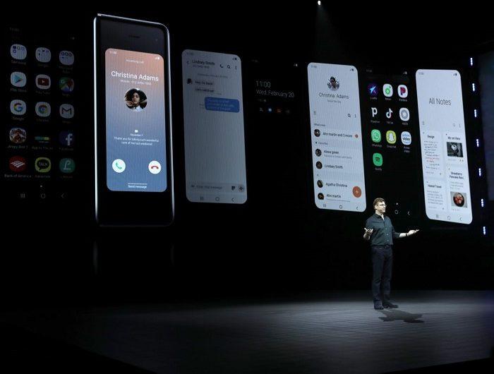 El astronómico precio del nuevo smartphone plegable de Samsung