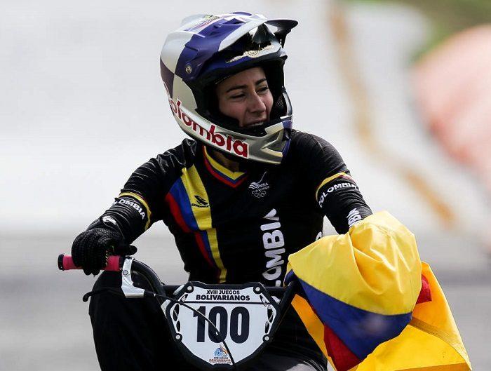 Mariana Pajón regresa a las pistas de BMX luego de su lesión